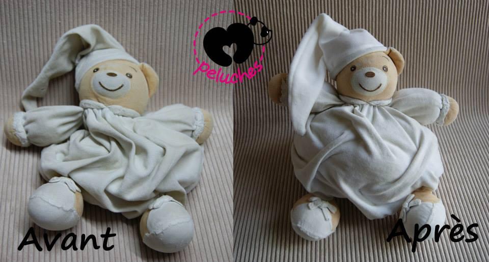 Mpeluches r paration de doudou et peluches - Reparer une chambre a air sans rustine ...
